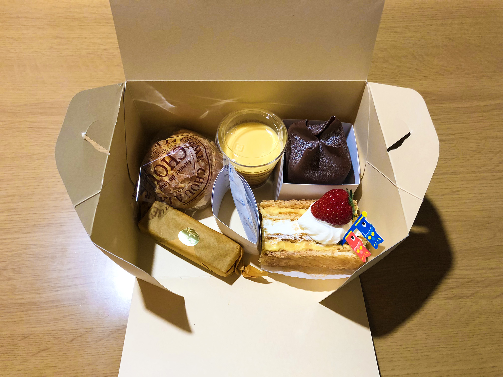 アトリエ・サン・ミシえる ケーキ