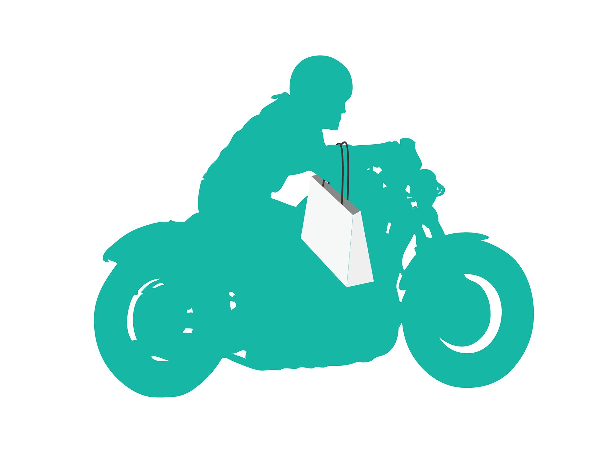 バイクイラスト